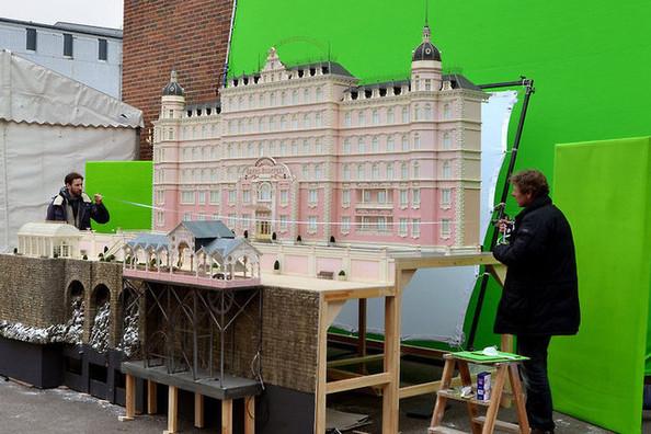 The Grand Budapest Hotel Online Movie Making Tricks Mymovielab