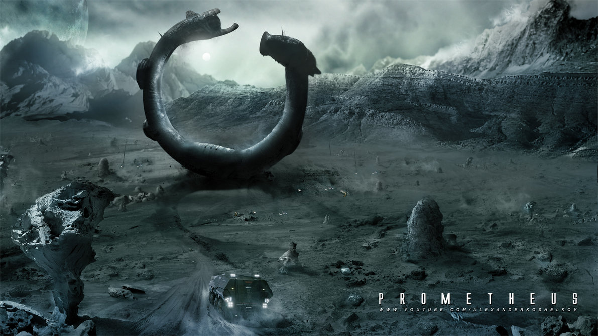 prometheus list of sci fi movies